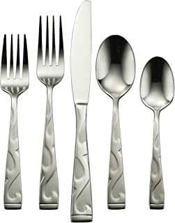 Oneida Tuscany 45-Piece Flatware Set, Service for 8