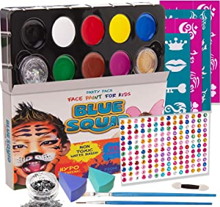 Best water soluble face paint Reviews