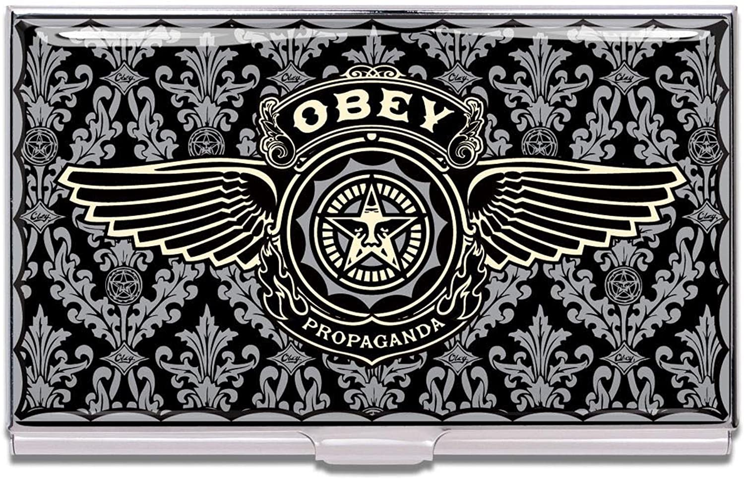 Acme Studios Standard Karte Fall Obey Obey Obey (csf02bc) B001QVACSW | Fuxin