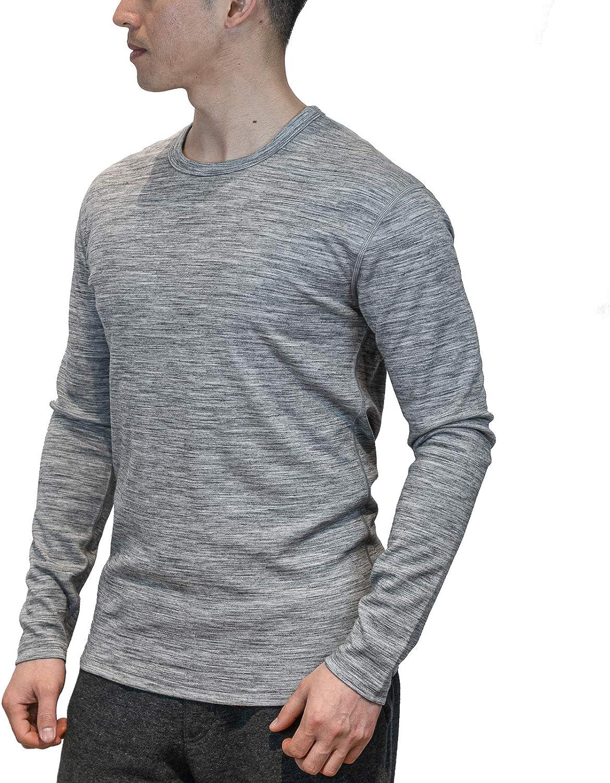 SHEEP RUN 100% Merino Wool Men's Base Layer Phoenix Now on sale Mall Underwear Lo Thermal