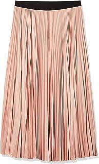 Women's Pleated Maxi Skirt