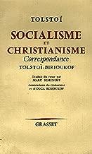 Socialisme et christianisme : Correspondance (Essais Etranger) (French Edition)