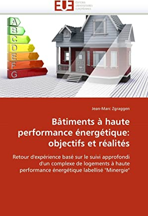 BATIMENTS A HAUTE PERFORMANCE ENERGETIQUE  OB