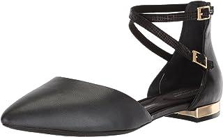 ROCKPORT Women's Total Motion Adelyn Ankle Ballet Flat