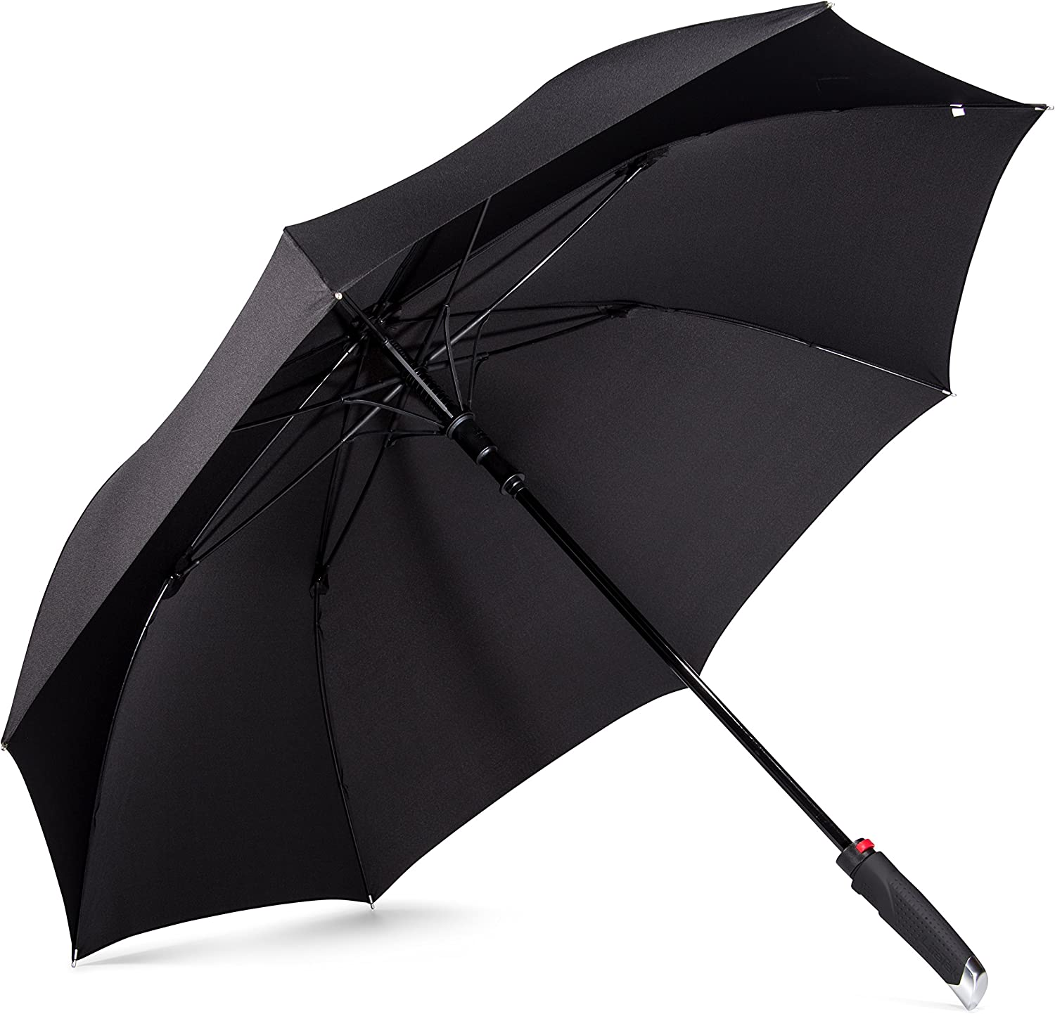 LifeTek New Yorker 54 Inch Automatic Umbrell Ranking TOP18 Open Windproof Golf Directly managed store