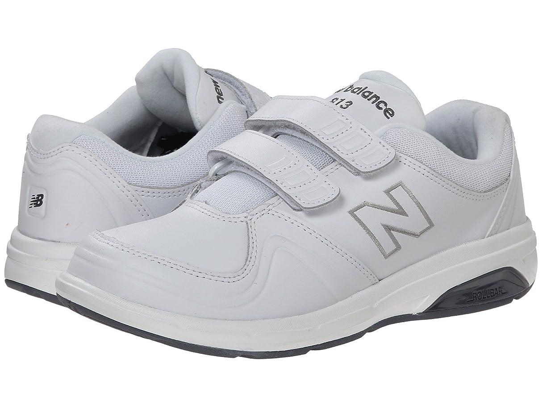 憎しみ素人肉の[new balance(ニューバランス)] レディースウォーキングシューズ?靴 WW813Hv1 White 10 (27cm) 2A - Narrow [並行輸入品]