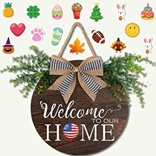 Thankful Turkey Interchangeable welcome sign cutouts designs attachments pieces seasonal porch signs seasonal seasons extra shapes