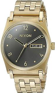 Nixon Women's A954510-00 Jane Analog Display Japanese Quartz Gold Watch