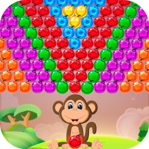 Crazy Monkey Bubble Bomb