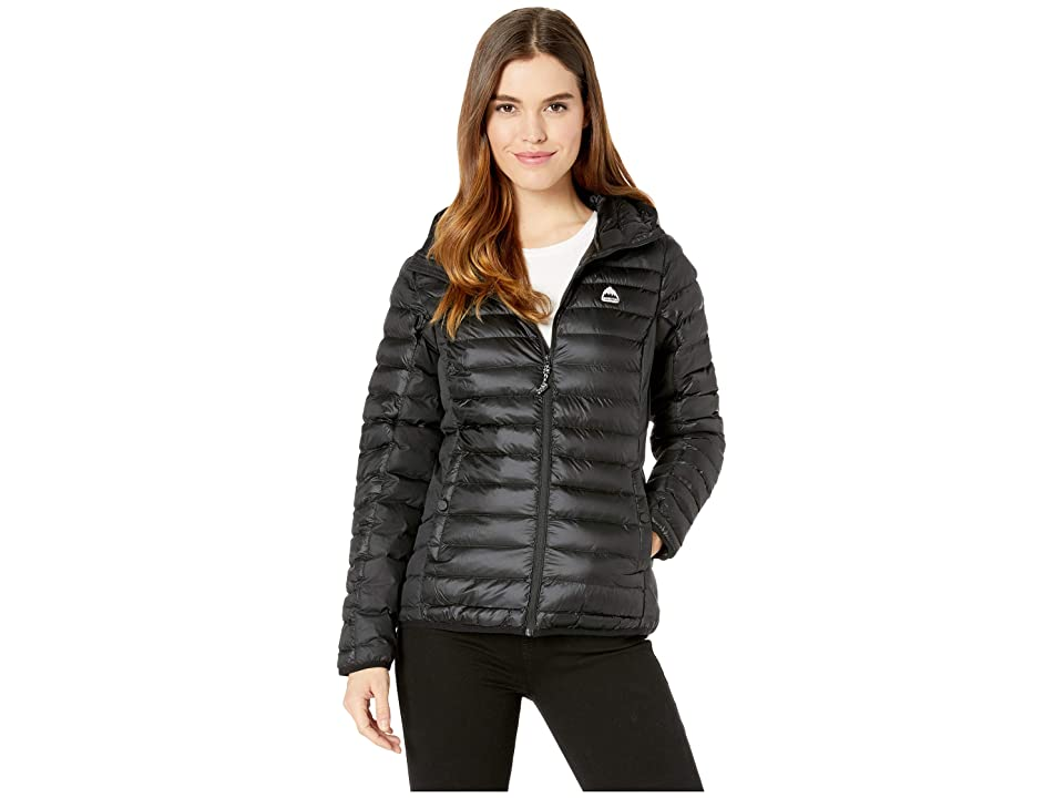 Burton Evergreen Synthetic Hooded Insulator (True Black) Women