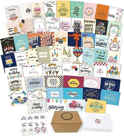 60 Unique Birthday Cards