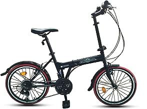 """ECOSMO 20""""a estrenar Plegable Ciudad Bicicleta 21SP -"""