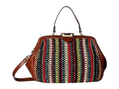 Patricia Nash Riva Large Gracchi Front Panel (Multi Bead) Handbags
