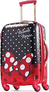 Disney Hardside Luggage with Spinner Wheels, Minnie Mouse...