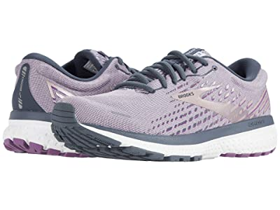 Brooks Ghost 13 (Lavender/Ombre/Metallic) Women