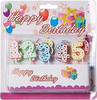 HABARY TOYS MJM7038 CANDLE -HAPPY BIRTHDAY