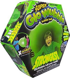 سوبر فقاعة فقاعة فقاعة مع مضخة غلووبل فقاعة الأخضر مثل الكرة