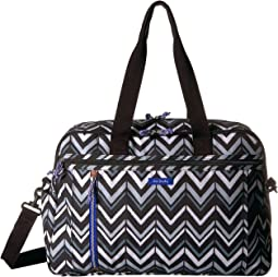 Vera Bradley Lighten Up Weekender Travel Bag