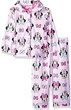 Disney Girls' Minnie Mouse 2-piece Pajama Coat Set