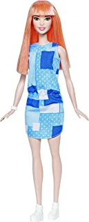 Barbie Fashionistas 60 Patchwork Denim Doll