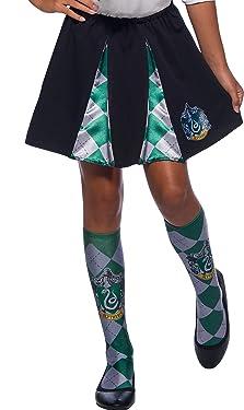Harry Potter Slytherin Skirt Child Costume
