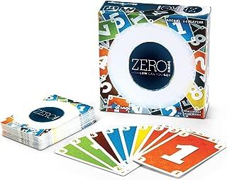 Blue Orange Games Zero Down Card Game for Families