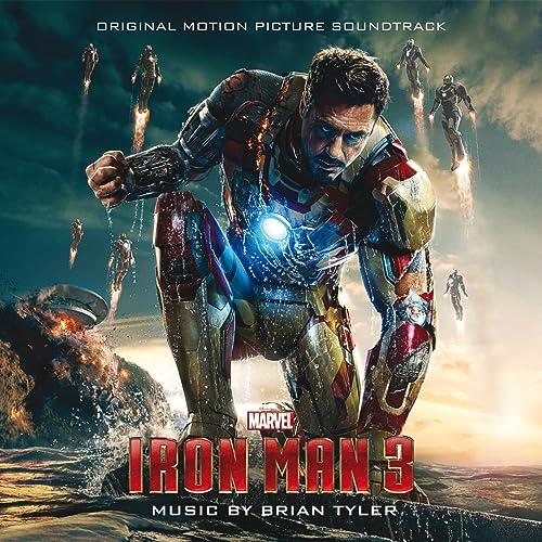 Iron Man 3 De Brian Tyler Sur Amazon Music Amazonfr