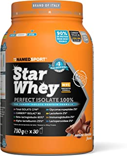 Star whey perfect isolate 100% sublime chocolate 750g (1000046789)