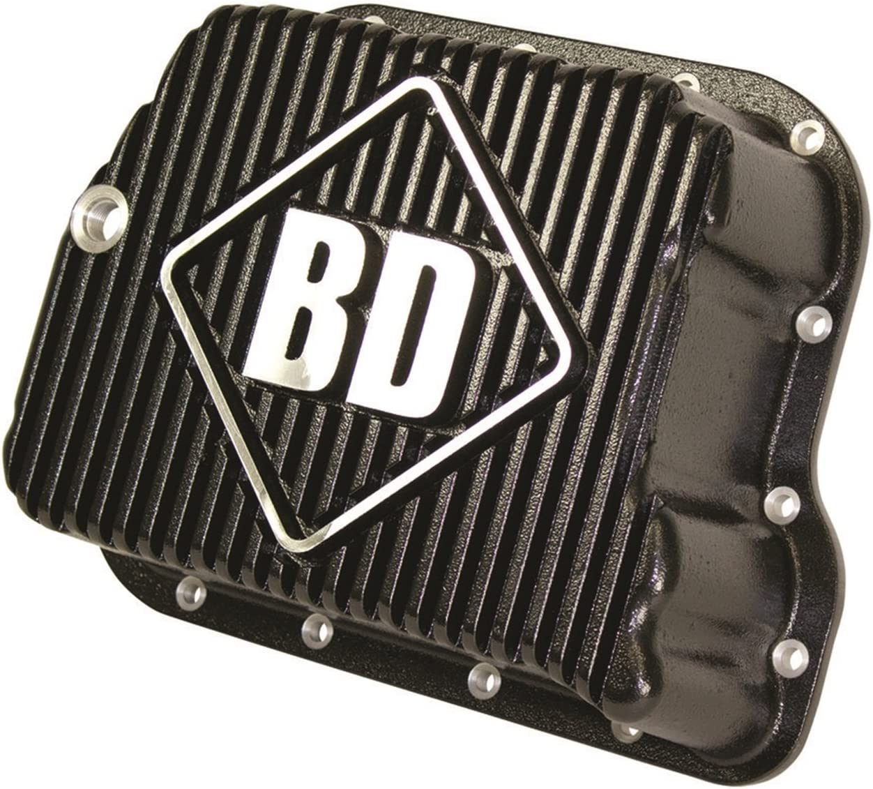 BD Max 79% OFF Diesel 1061501 Deep Sump Transmission 2 Holds Pan Opening large release sale Quarts Incl