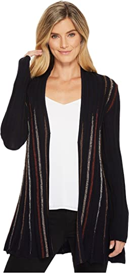 NIC+ZOE - Black and Blue Cardy