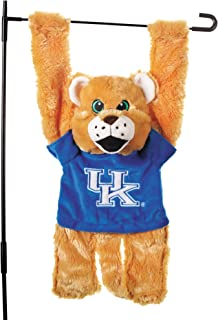 NCAA Kentucky Wildcats 3D Mascot Garden Flag
