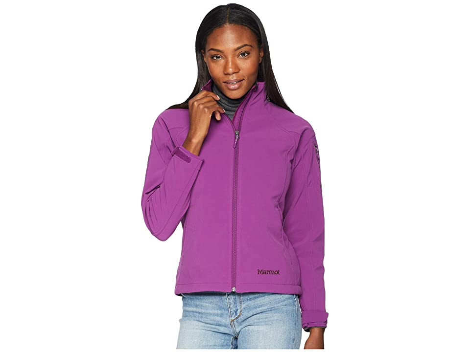 Marmot Gravity Jacket (Grape) Women
