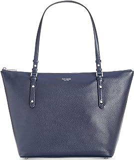 حقائب يد كبيرة للنساء من كيت سبيد، كحلي