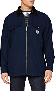 Carhartt Men's Pawnee Zip Shirt Jac Coat