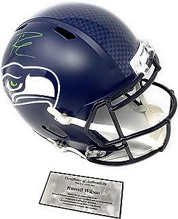 Best seahawks helmet full size Reviews