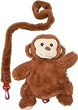 Alphabetz Animal Harness Backpack, Brown