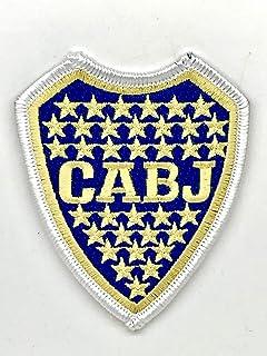 Boca Juniors Emblem Patch Sew or Iron Argentina Soccer Team