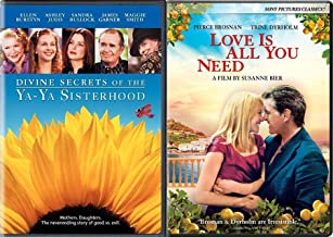 The Double Feature DVD of Romance and Friendship 2-Movie Bundle - Divine Secrets of the Ya-Ya Sisterhood & Love is all you need