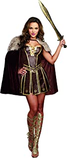 Dreamgirl Women's Victorious Beauty Warrior Costume