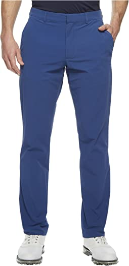 Slim Fit Solid Tech Chino