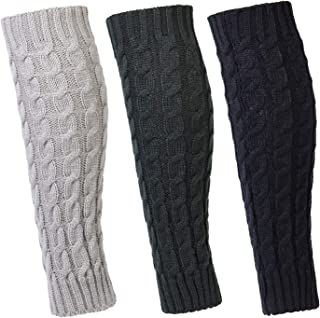 seamless leg warmers