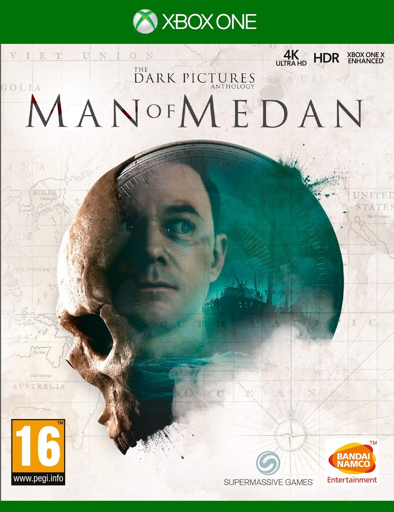 THE DARK PICTURES: MAN OF MEDAN - - Xbox One [Importación italiana ...