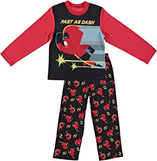 Incredibles 2 Disney Boys Pajamas - 2-Piece Long Sleeve Pajama Set