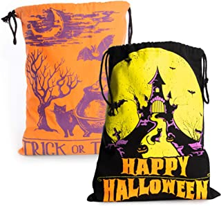 Best cloth trick or treat bags Reviews