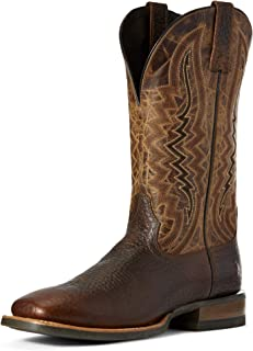 ARIAT Men's Relentless Short Round Western Boot