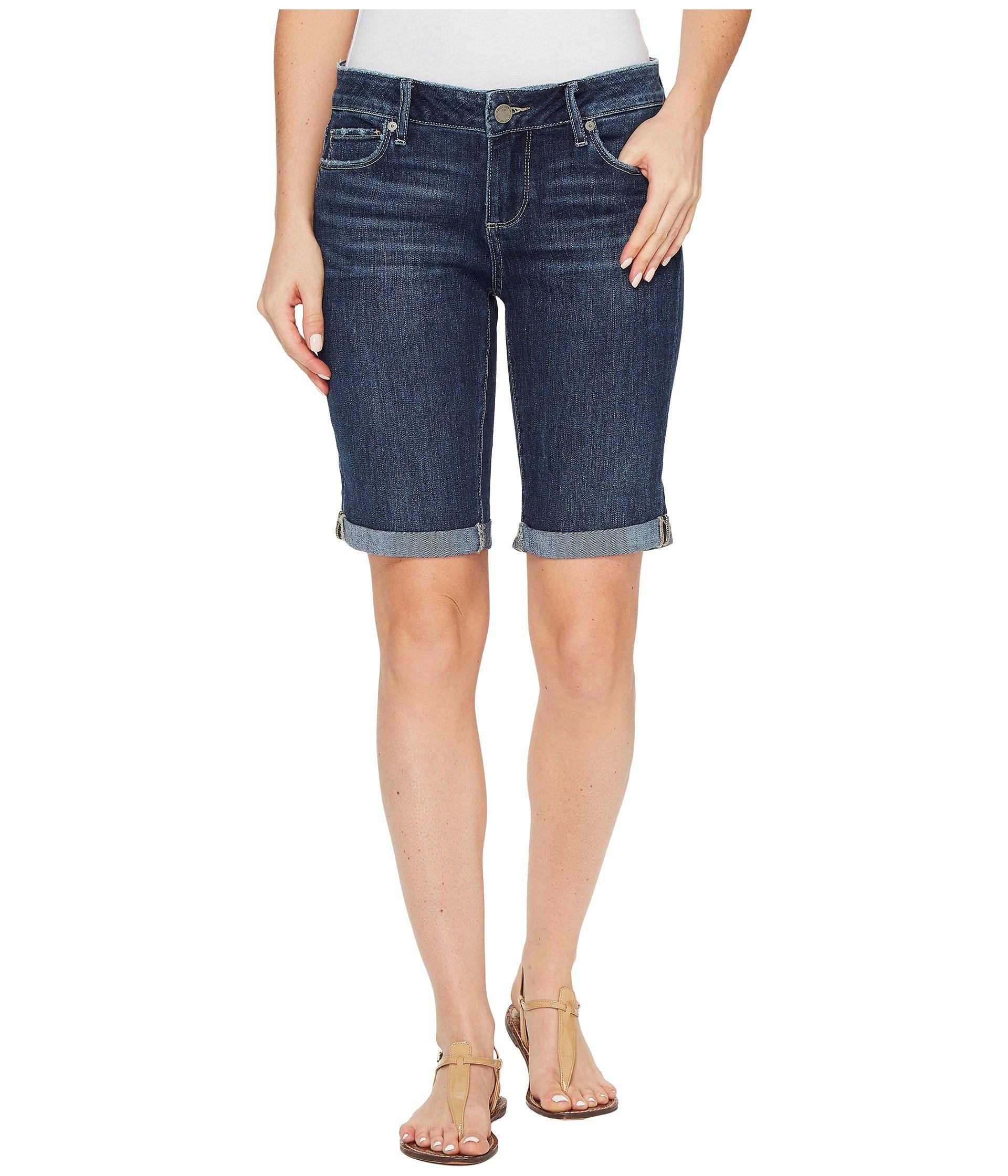 Jax Knee Shorts in Marquis