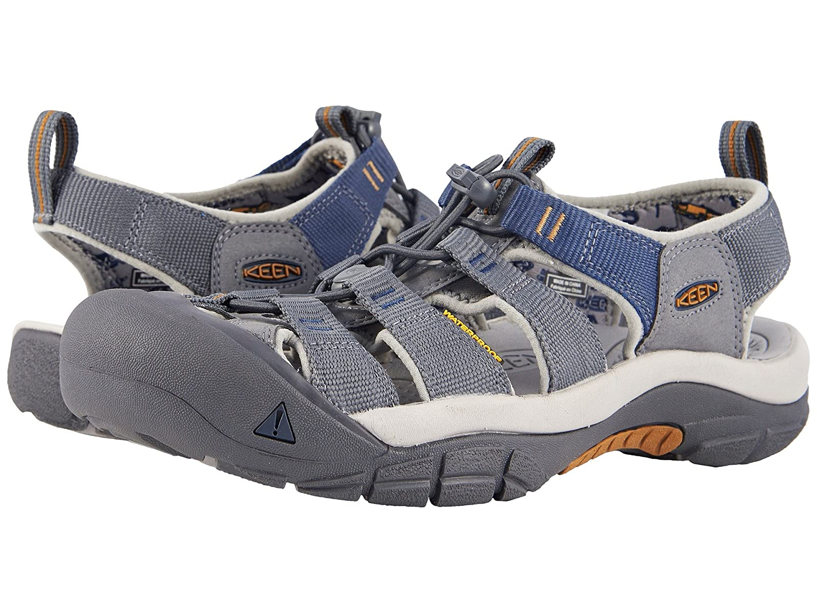 Keen Newport HydroAtmospheric grades have affordable shoes