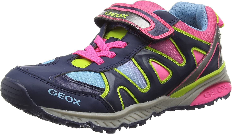Geox J Bernie Girl D Zapatillas Ni/ños