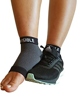 BeVisible Sports Plantar Fasciitis Sock - Compression Foot Sleeves for Men & Women for Plantar Fasciitis Pain Relief, Heel Pain and Treatment for Everyday Use with Arch Support