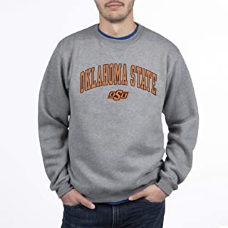 Top of the World NCAA Men's Crewneck Charcoal Gray Sweatshirt